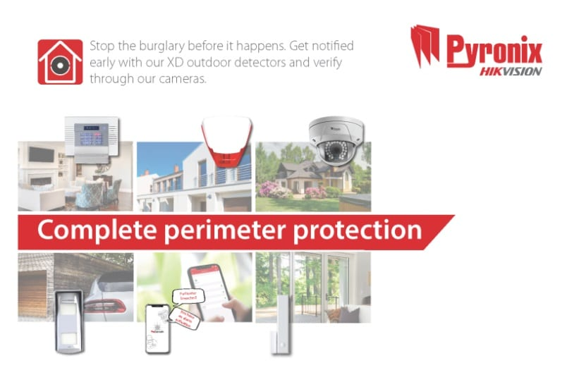 Pyronix Installer Sidcup Complete Perimiter Protection Smart Systems