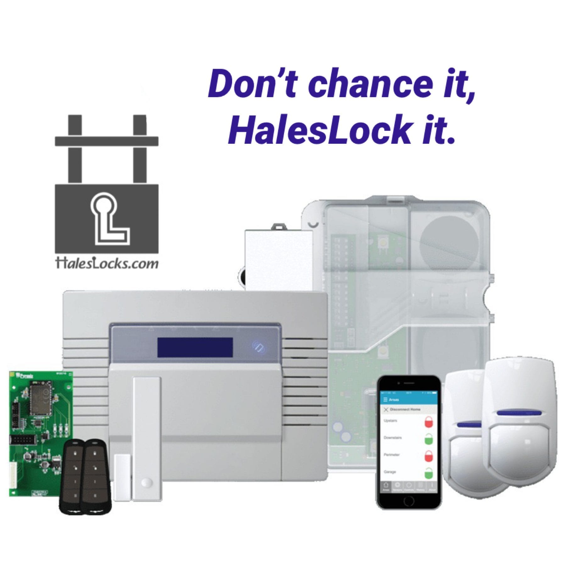 haleslocks alarms 1 13